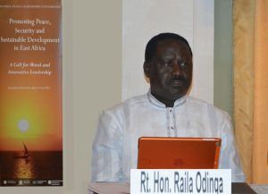PHOTO 11 - EX KENYAN PM - , Raila Mollo Odinga