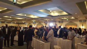 PHOTO 4 - PARTICIPANTS @ MELIA BEACH RESORT, ZANZIBAR