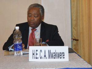 PHOTO 9 - Kenyan Amb to Tanzania - Hon. C.A. Mwakwere